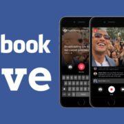 img facebook live
