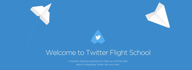 Twitter-Flight-School